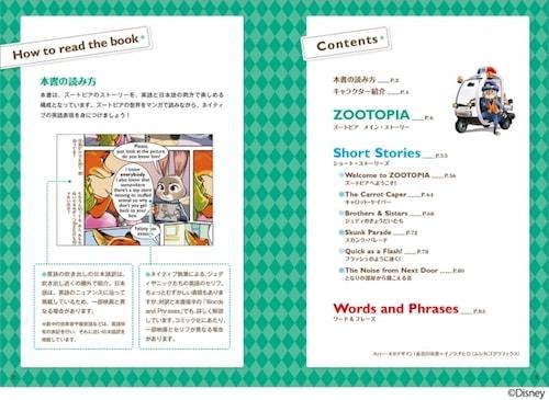 z03 min - ディズニープリンセスと一緒に英語が学べるってほんと?!