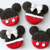coo01 min 1 - ミッキーマウスとミニーマウスのクッキーがオレオで簡単に作れてしまう 〜 レシピご紹介!!