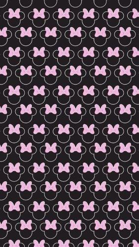 m mati08 min - ミニーマウス壁紙20選+1 ❤︎ キュートすぎるミニーをスマホにも!!
