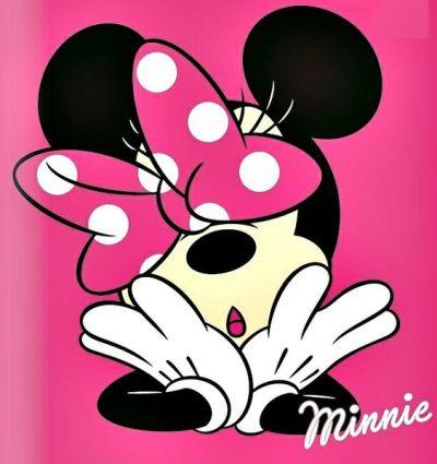 m mati16 min - ミニーマウス壁紙20選+1 ❤︎ キュートすぎるミニーをスマホにも!!