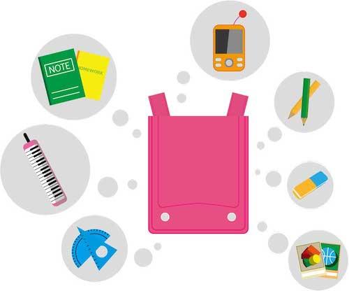 nyu min - 小学校入学までに準備する学習用品10選!!〜 ディズニーデザインで揃えてみよう!