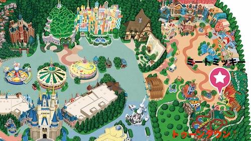 toon min - 東京ディズニーランド&ディズニーシーで小さな子供が喜ぶアトラクション(エリア)」〜 おすすめランキングトップ10!!