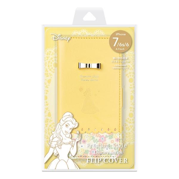 disney pga05 min - iPhone7 6s 6 フリップカバー 〜 春色のディズニーデザインが登場です!!