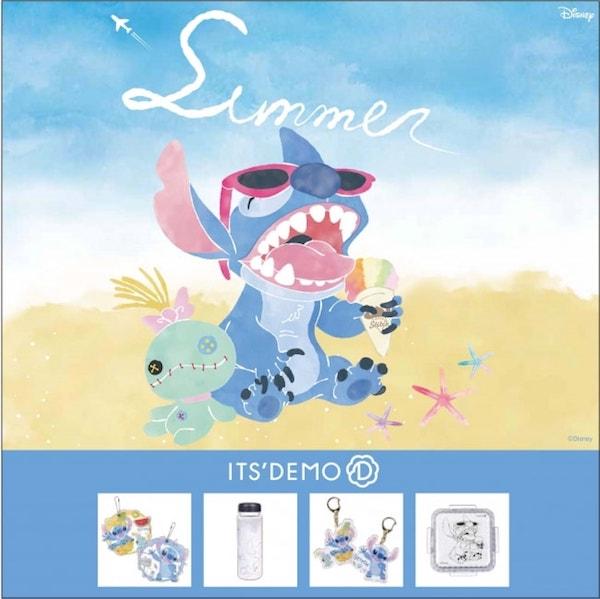 ds01 min - ITS' DEMO (イッツデモ) の限定ディズニーデザイン