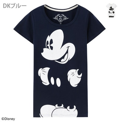 mickey t03 min - Tシャツを楽しむ 〜 ミッキー&ミニー Tシャツ25点 大集合!!
