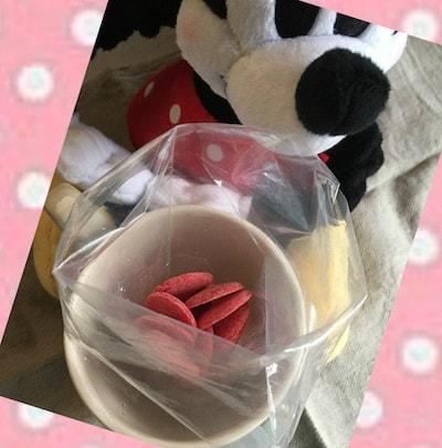 minnie cocoa02 min - ディズニー ホットドリンク 〜 ミッキーマウスとミニーマウスのかわいいホットチョコレート