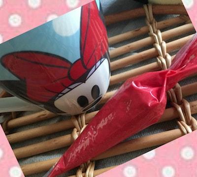minnie cocoa03 min - ディズニー ホットドリンク 〜 ミッキーマウスとミニーマウスのかわいいホットチョコレート