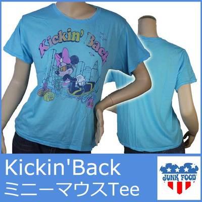 minnie t03 min - Tシャツを楽しむ 〜 ミッキー&ミニー Tシャツ25点 大集合!!