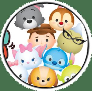 tsum tsum cupcake min - 卒園 卒業 お別れパーティー 〜 かわいいツムツムパーティーのアイデアたちが活かせる!!