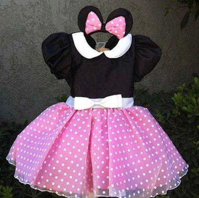 wanpi06 - ディズニー ハロウィン衣装 〜 ミニードレスをハンドメイドしよう!!