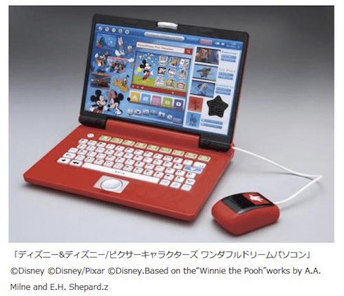 wp01 min - ディズニー&ディズニーピクサーキャラクターズ ワンダフルパソコンシリーズ|子供のパソコンについて考える!