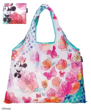 disney ecobag01 min - 折りたたみショッピングバッグ 〜 お買い物の必需品もディズニーでかわいく❤︎