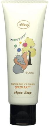 disney hand04 min - ネイル&ハンド UVクリーム|かわいいディズニーキャラクターでハンドケアを!!