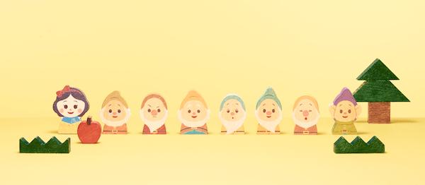 kidea1 08 min - Disney   KIDEA 発売1周年記念イベント 〜 美女と野獣「ベル&ビースト」の積み木が登場!!