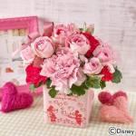 mother flower01 min 1 - 母の日の贈り物は ディズニー フラワーギフト !!|日比谷花壇さんのお花アレンジが素敵❤︎