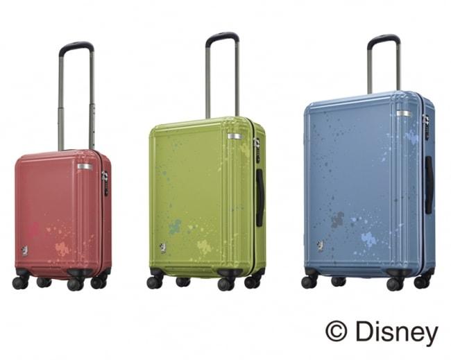 sc06 min - スーツケースもディズニーで気分ハッピー |選び方のポイントと旅行グッズなど。