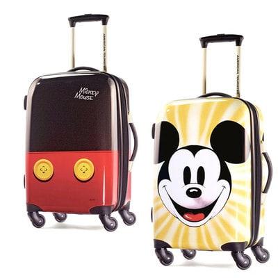 travel01 min - スーツケースもディズニーで気分ハッピー |選び方のポイントと旅行グッズなど。