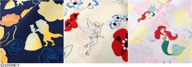 kizi01 min - 子供の甚平 浴衣が簡単にできる?!〜 ディズニーデザイン生地で作っちゃおう