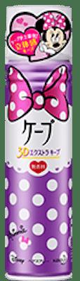 product min - 花王リーゼ&ブーケ|ミニーマウスのデザインボトルでヘアスタイル自由自在!!