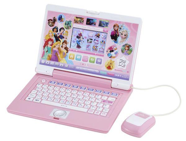 sweet01 min - ディズニー&ディズニーピクサーキャラクターズ ワンダフルパソコンシリーズ 子供のパソコンについて考える!