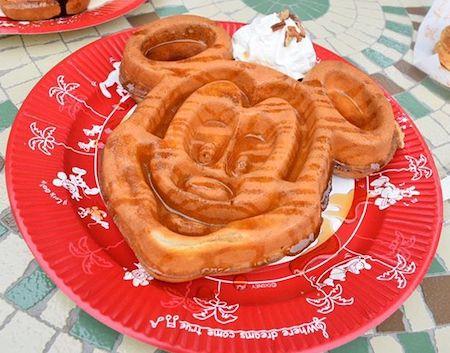 w03 min - ミッキーワッフルが食べたい 〜 ディズニー気分を味わえるナールナッド スイーツメーカー