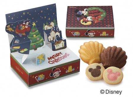 銀座コージーコーナー クリスマス限定ディズニー・スイーツ