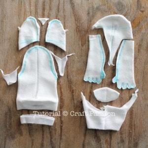 ba04 min - ディズニーツムツムが靴下で簡単に作れるって(レシピあり)〜 飾る? プレゼントする?