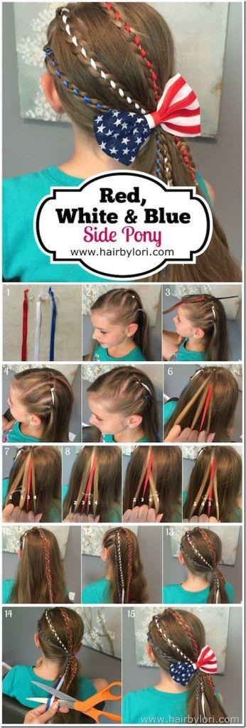 girl02 min 346x1024 - ママが簡単にできる「女の子のヘアスタイル」〜 ディズニー 発表会 結婚式 シチュエーション別の髪型をご紹介
