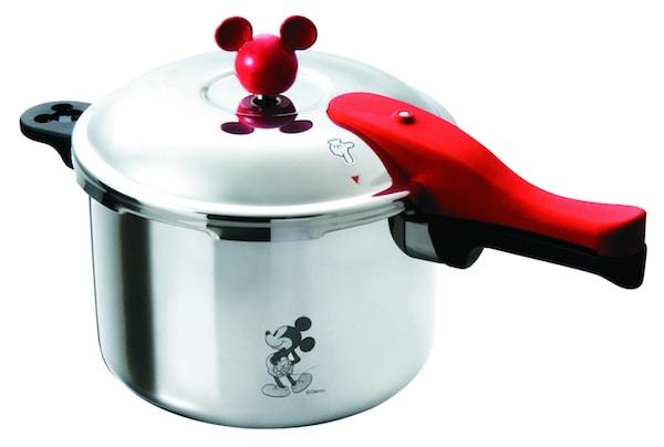 katu02 min - 料理を物理的に楽しくする方法 〜 ミッキーマウス ゼロ活力なべ(R)