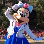 m021 min - ミニーマウスのクロスステッチ無料図案 〜 アイロンビーズにも使えちゃう!!