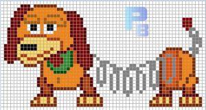 pi011 min 300x160 - アイロンビーズで作る「ディズニー/ピクサー」キャラクター〜無料図案31選!!