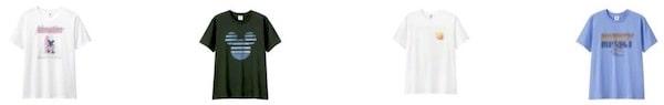 gu04 min - 2019【GU(ジーユー)】夏の新作ディズニーデザイン〜どんな商品?きになる価格は?