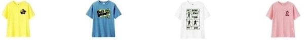 gu06 min - 2019【GU(ジーユー)】夏の新作ディズニーデザイン〜どんな商品?きになる価格は?