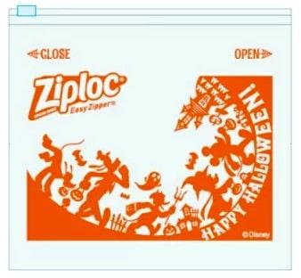 zip0219012 min - ジップロック【ディズニーハロウィーン2019】発売日やデザインは?