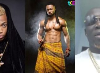 Check out How Flavour Tekno and Others Survived Plane crash on their way to Ghana