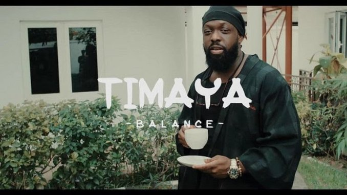 Download Mp4 Timaya Balance Video