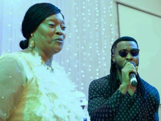 Singer Flavour Celebrates His Mother's 59th Birthday with Adorable Photos