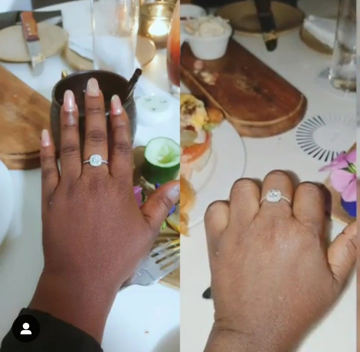 Adediwura Blarkgold Is Engaged, Set To Remarry After 12 Years Of Divorce