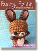 Bunny Rabbit Amigurumi Pattern