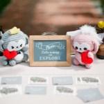wedding monkey amigurumi