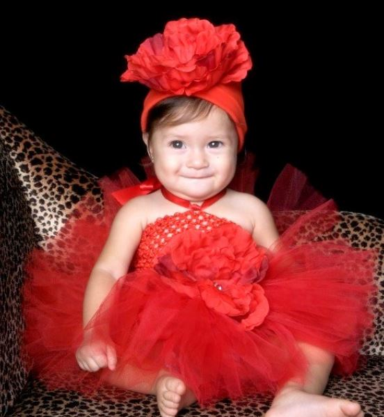 Baby Girl Christmas Photo Shoot Ideas Jpg