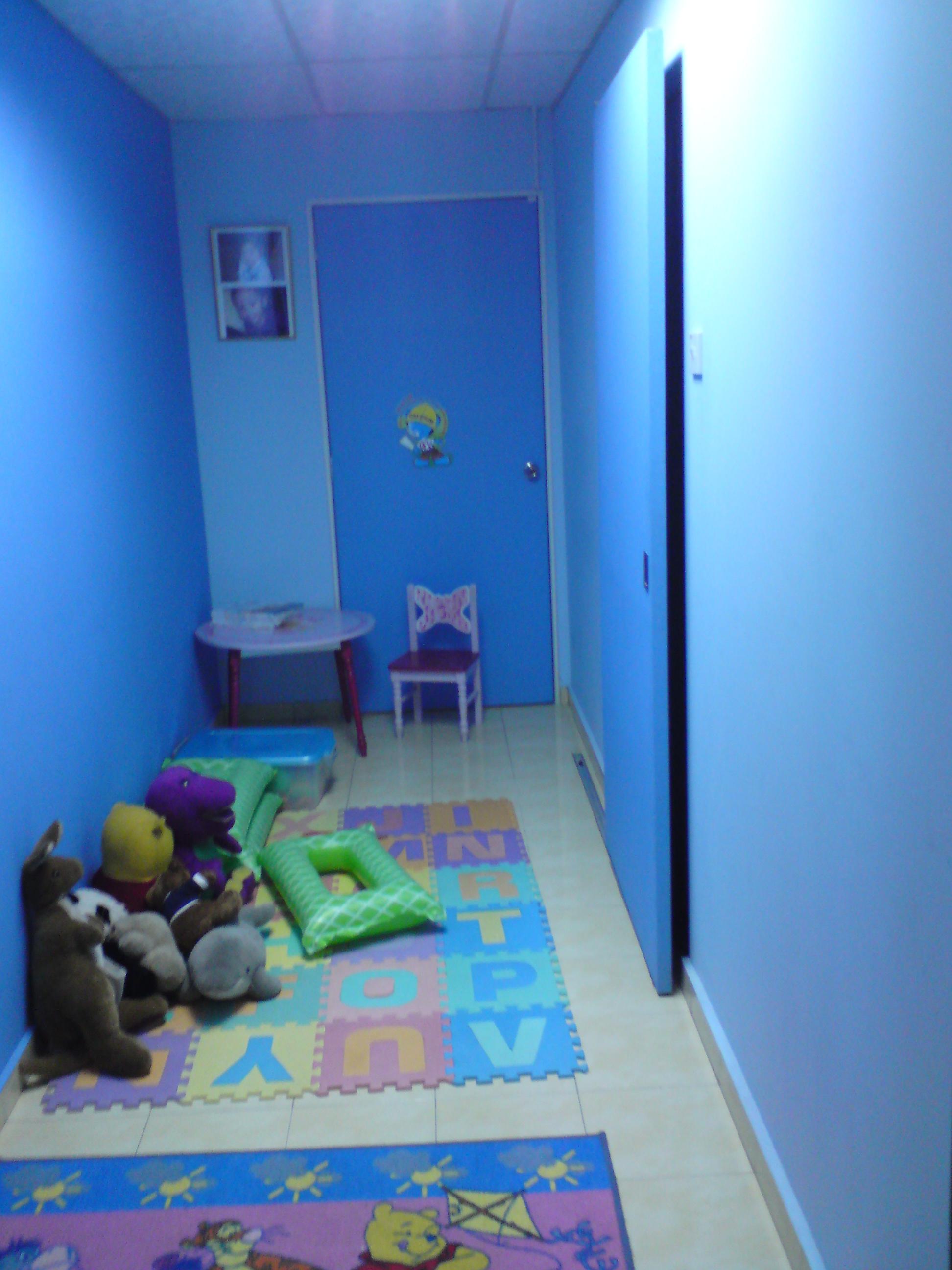 kiddie room