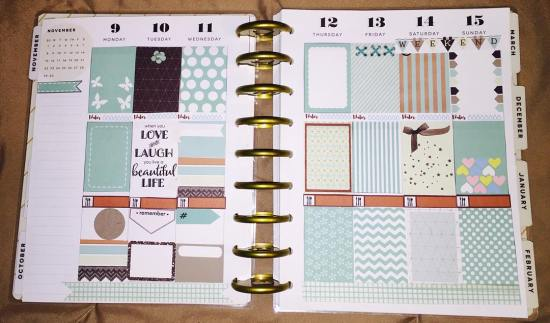 free printable marshmallow stickers used in planner