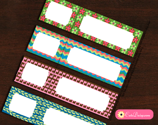 Free Printable Address Labels