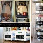 30 Amazing Diy Toy Storage Ideas For Crafty Moms Cute Diy Projects