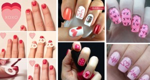 Make 25 Valentine S Day Nail Art Ideas Working As A Wonderful Reminder Of Love