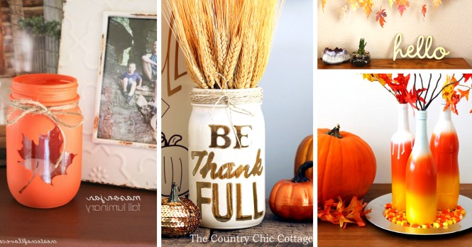 Diy Decoration For Thanksgiving 20