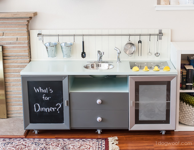 Play Kitchen for Under $90