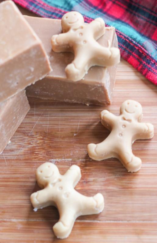 Easy Gingerbread Soap Recipe