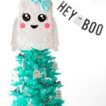 Halloween Christmas Tree Cutefetti
